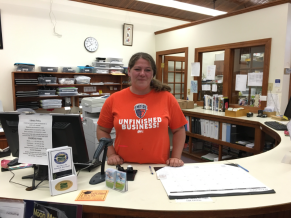 Christina Becker, library