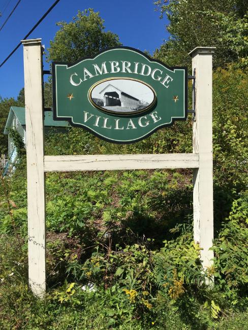 Cambridge Village, VT