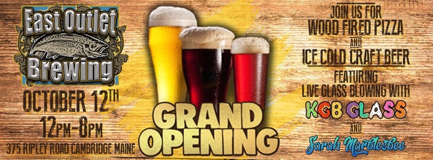 East Outlet Brewing opening