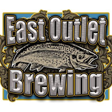 East Outlet logo