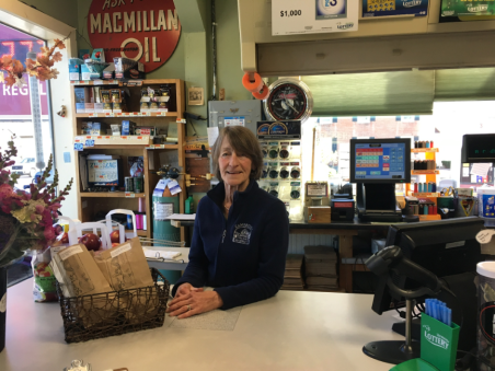 Mary, Cambridge Store